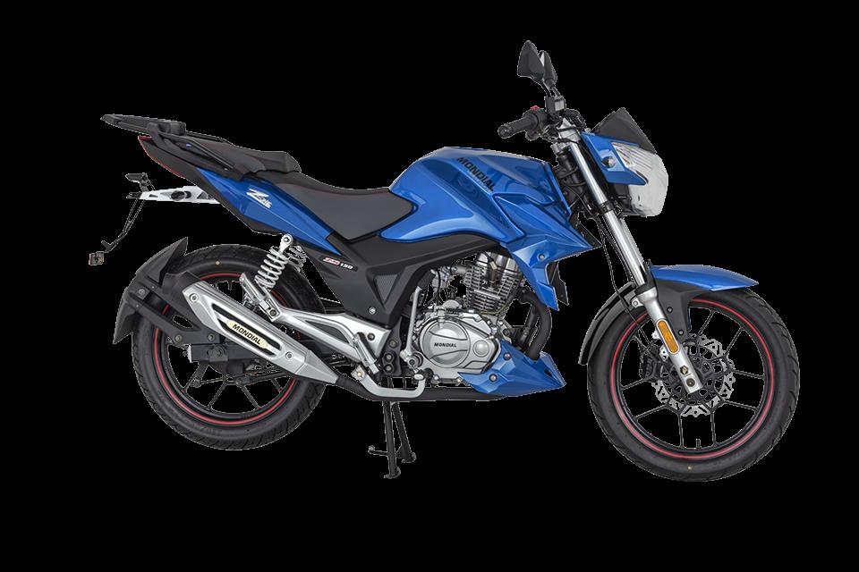 150 Z-ONE | Mondial Motor